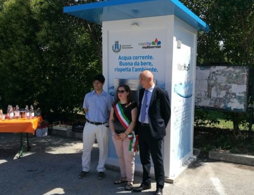 Inaugurate due nuove case a Montelabbate