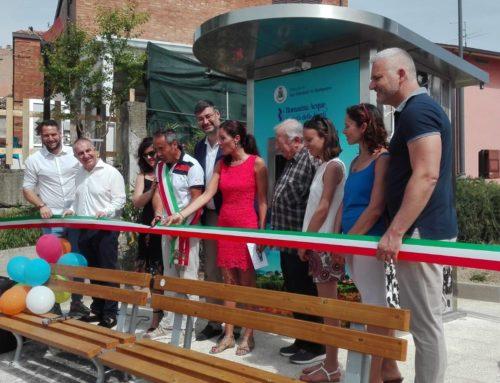 Inaugurata la Casa dell'Acqua a Montalbano