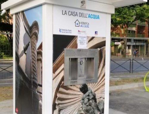 Riattivata la casa dell'acqua del parco Cervi a Rimini