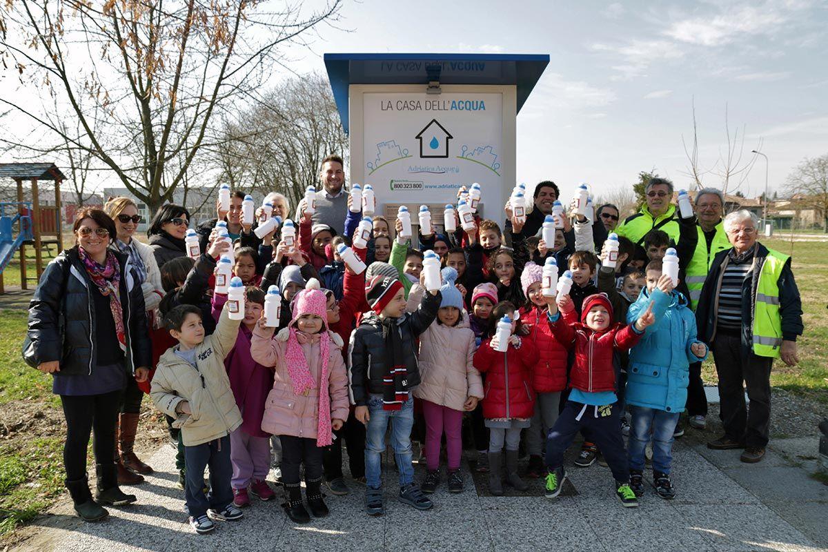 Adriatic Acque le case dell'acqua galleria 5