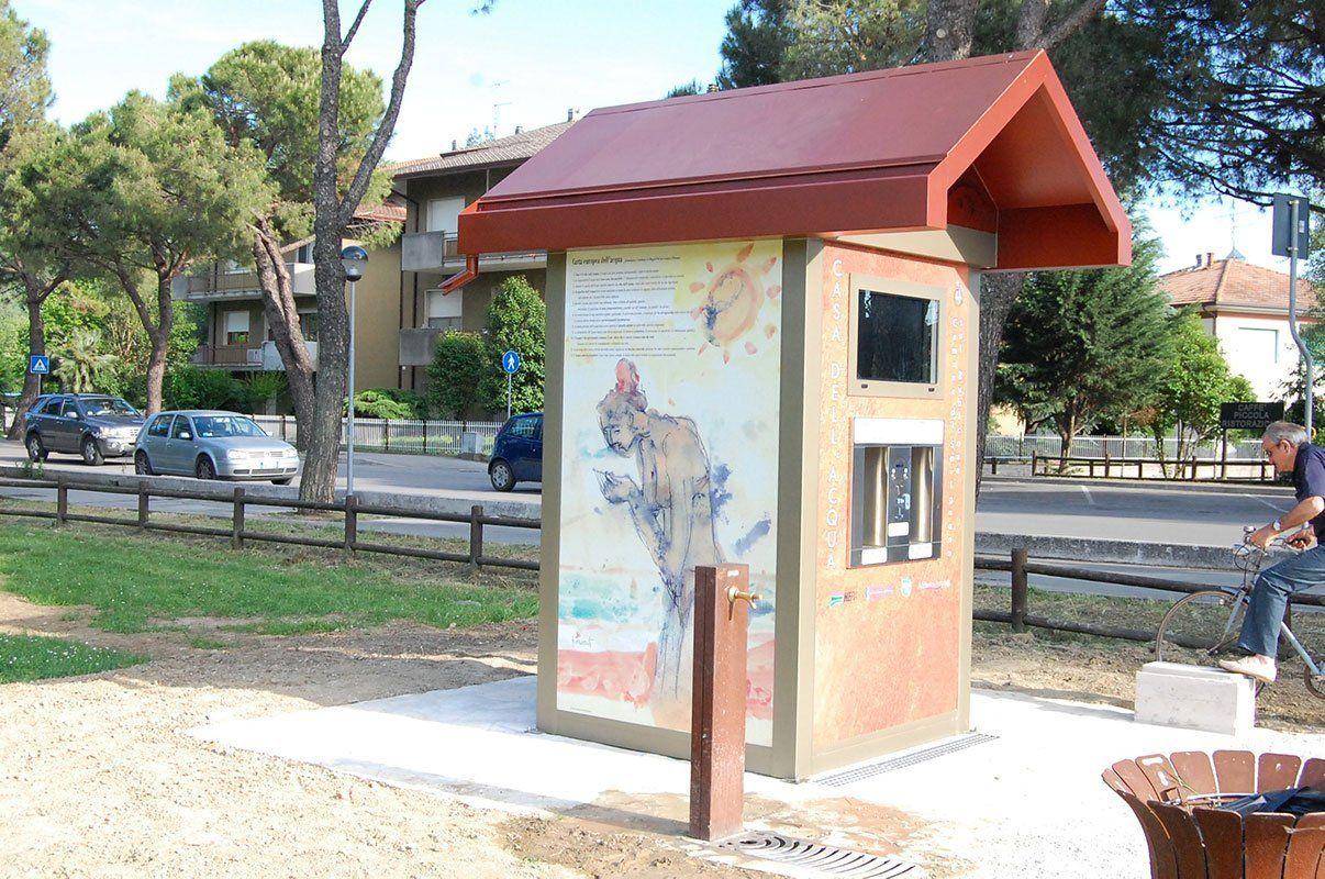 Adriatic Acque le case dell'acqua galleria 10